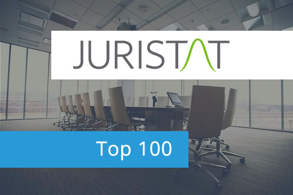 top 100 from juristat