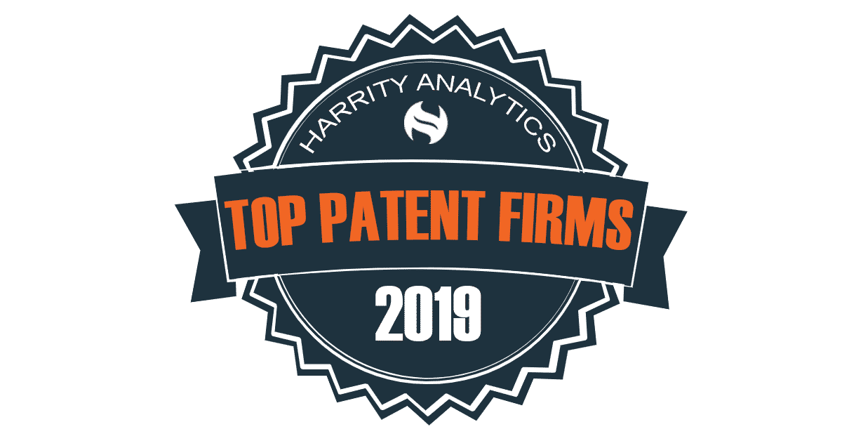 top patent firm in 2019