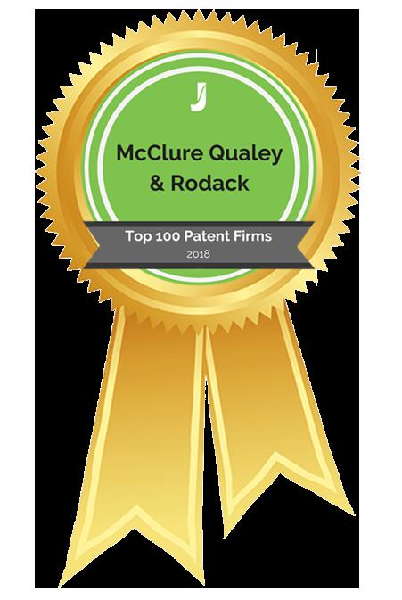 top 100 patent firms award 2018